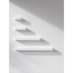 Rotaliana Frame W4 applique bianca da parete moderna LED