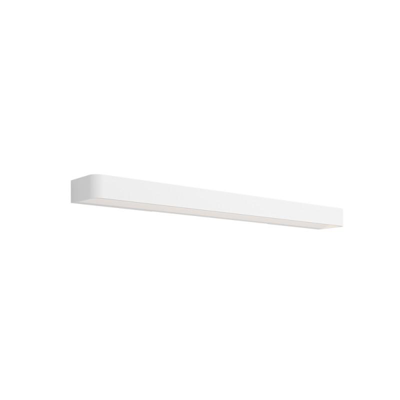 Rotaliana Frame W4 lampada muro bianca LED