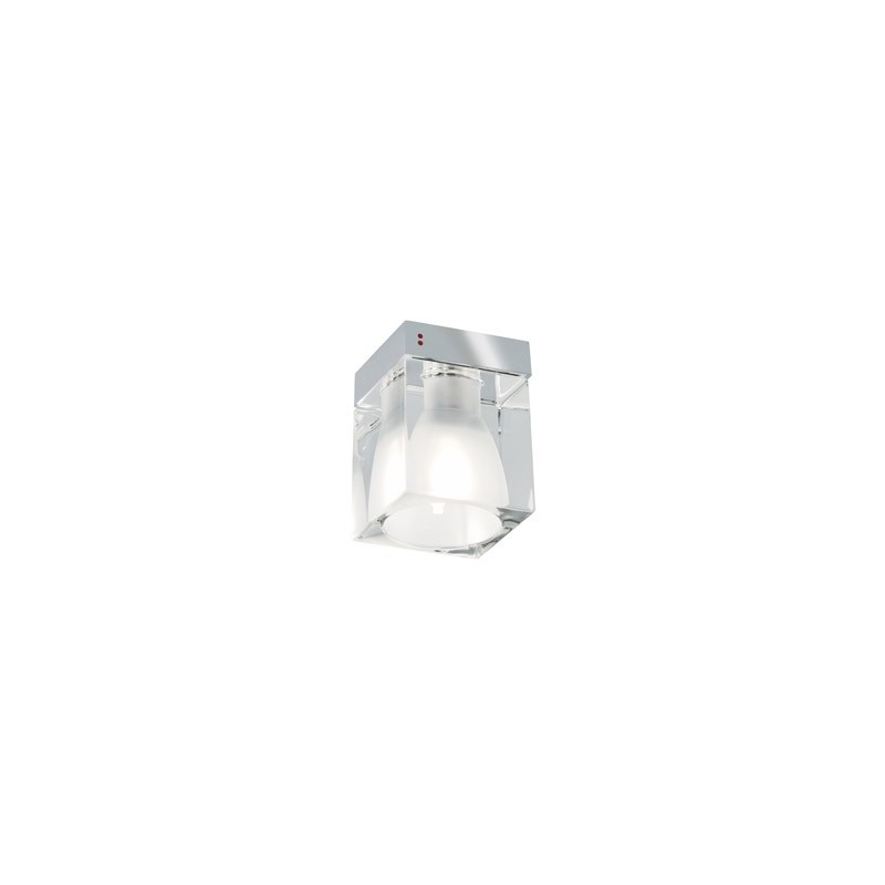 Fabian illuminazione Cubetto da soffitto cristallo