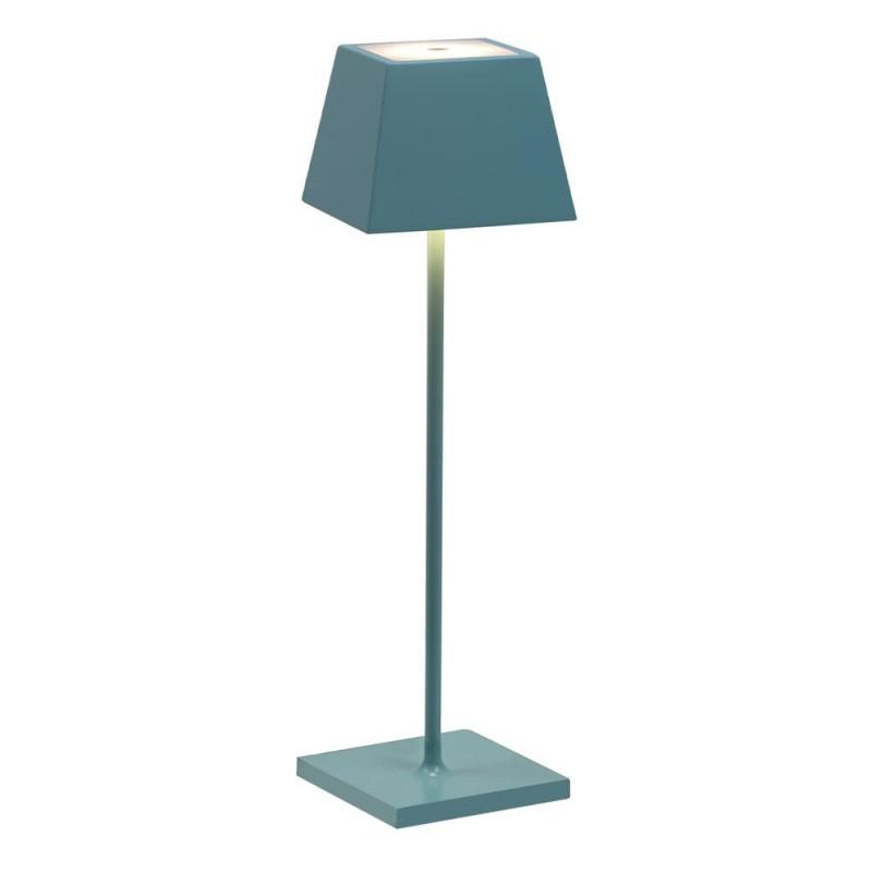 Lampada Siesta Rossini SIE001AZ da tavolo senza fili. Scopri le lampade Rossini