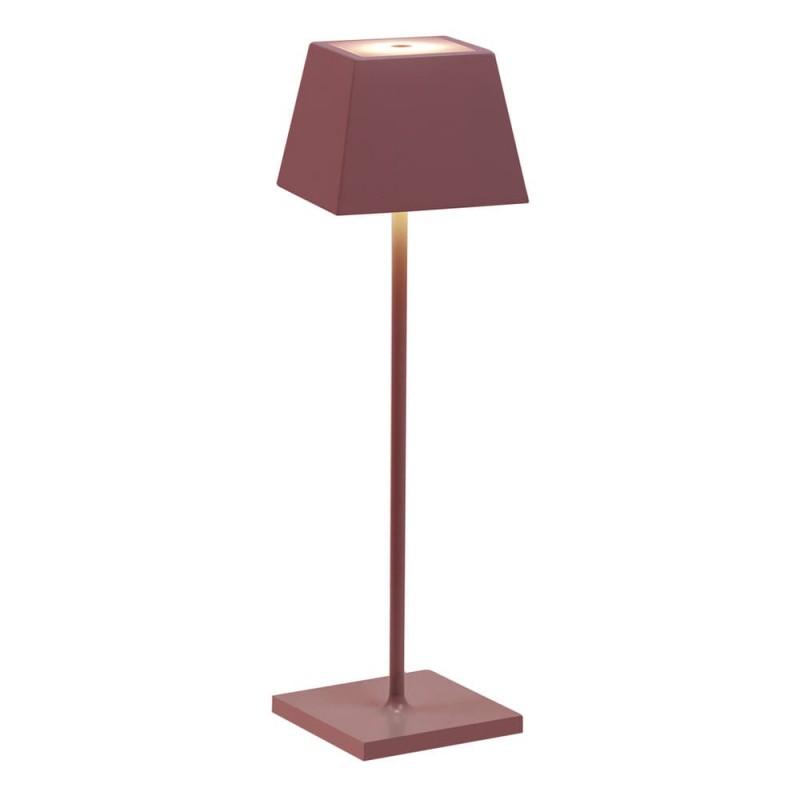 Lampada Siesta Rossini SIE001RO per interni ed esterni