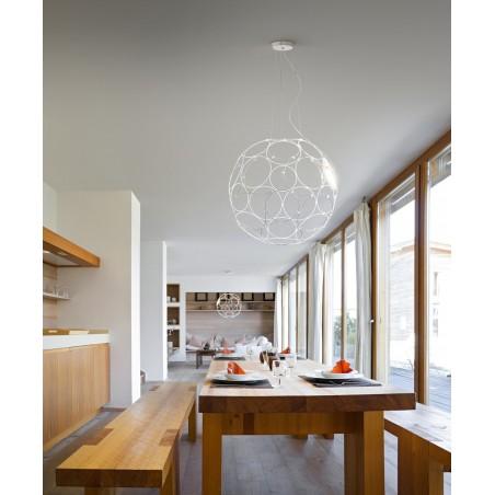 Fabbian Giro - Lampadari moderni soggiorno prezzi