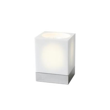 Fabbian Cubetto da tavolo bianco