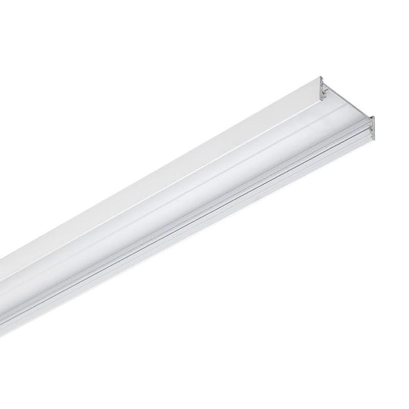 Rossini Ebi EBI001 profilo in alluminio con attacco a parete o plafone