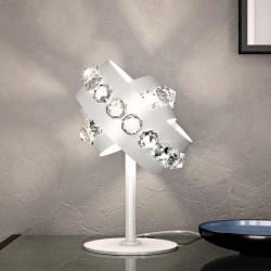 Marchetti Essentia LP lampade da tavolo design, abat jour moderne, lampade da comodino moderne
