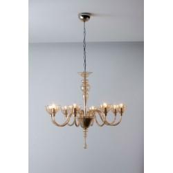 Cangini & Tucci Color 54.8L lampadario classico in cristallo