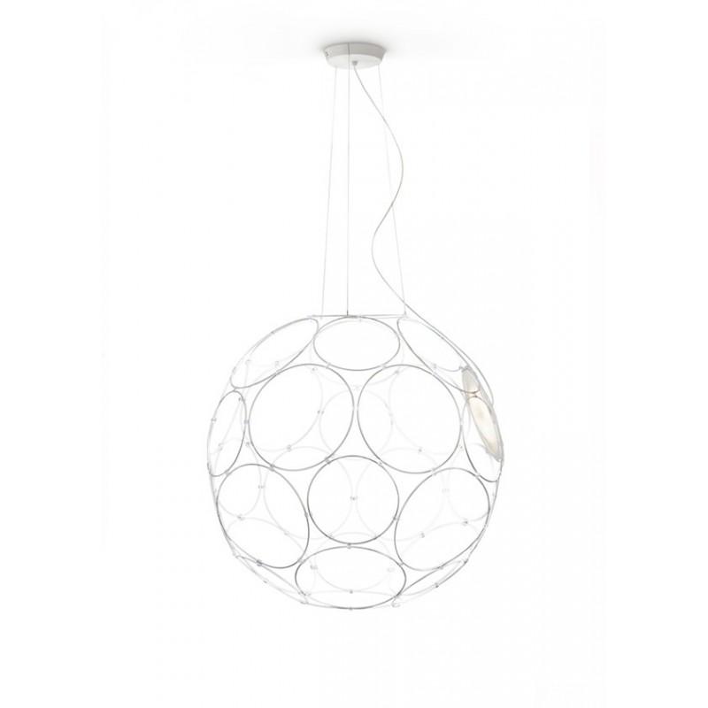 Fabbian Giro lampadari moderni led