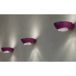 Masiero Blink A1 P - lampade a muro led