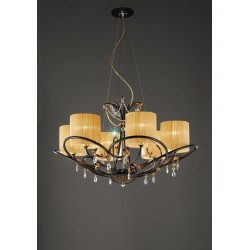Aida L6L Bellart lampadario classico