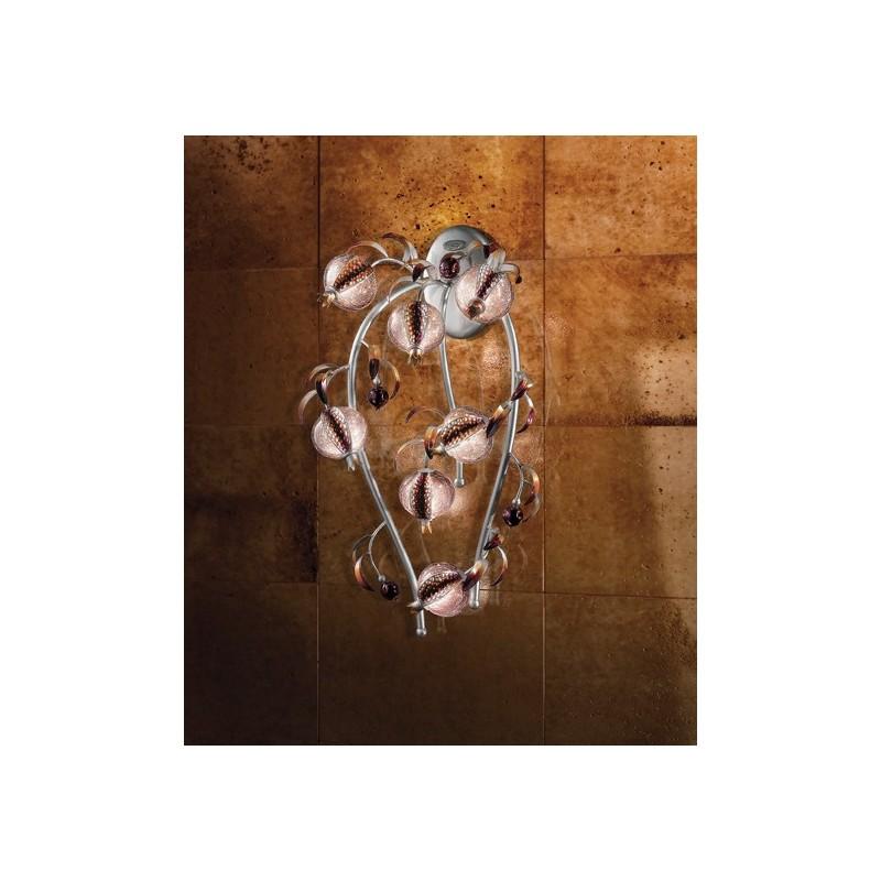Ametista A7L Lampada da parete