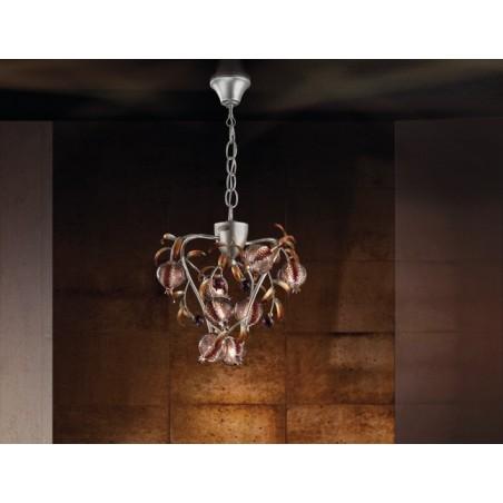 Ametista L8L Bellart lampadario moderno