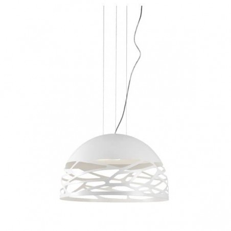Kelly Small Dome 50 SO1 Studio Italia Design bianco - Lampadari bellissimi