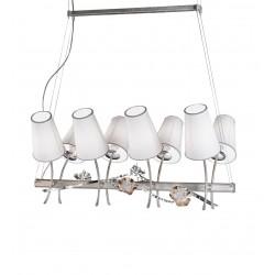 Stelo 7069/8 MM Lampadari lampada a sospensione
