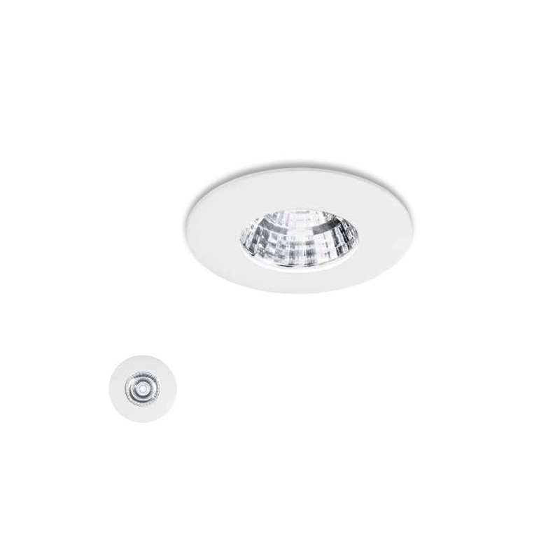 Nadir incasso tondo led Intec Light