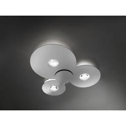Bugia Triple Studio Italia Design plafoniera moderna led