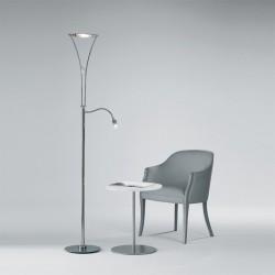 Micron Nice M1134 lampada da terra da lettura, lampada da sala, lampade da lettura da terra, lampade con piedistallo