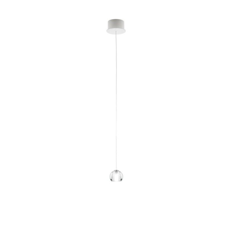 Fabbian Multispot Beluga F32 A21 lampadario moderno