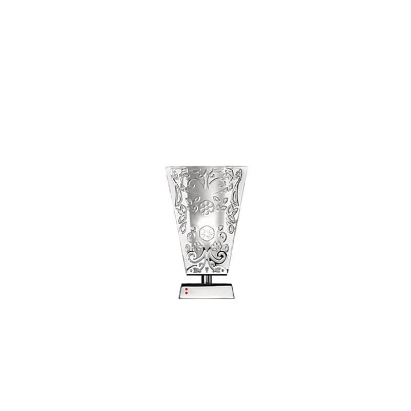 Fabbian Vicky D69 B01 lampada da tavolo moderna in cristallo