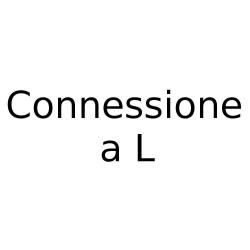 Connessione a L per articoli 9010