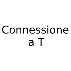 Connessione a T per articoli 9010
