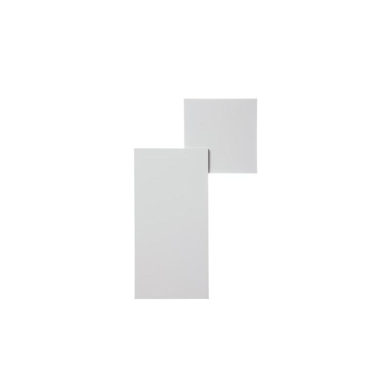 Puzzle square & rectangle lampada da parete