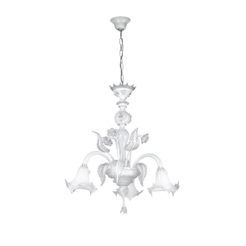 Rossini Metropolitan 2064-3 lampadario in vetro di Murano