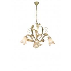 Rossini Regio REG001 lampadario classico a 3 luci