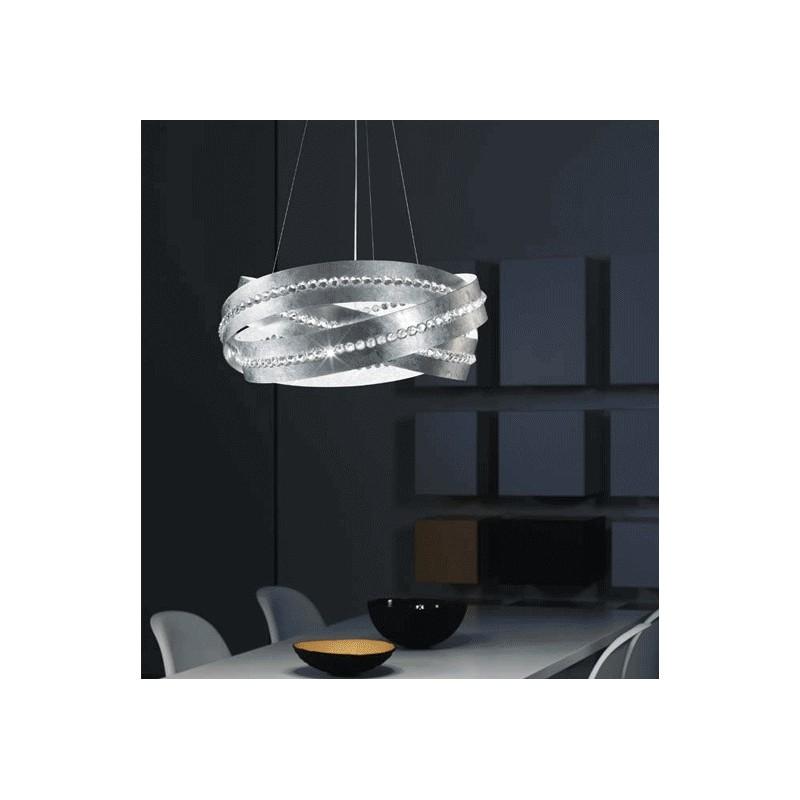 Marchetti essentia s60 led lampadario moderno for Lampadario moderno led