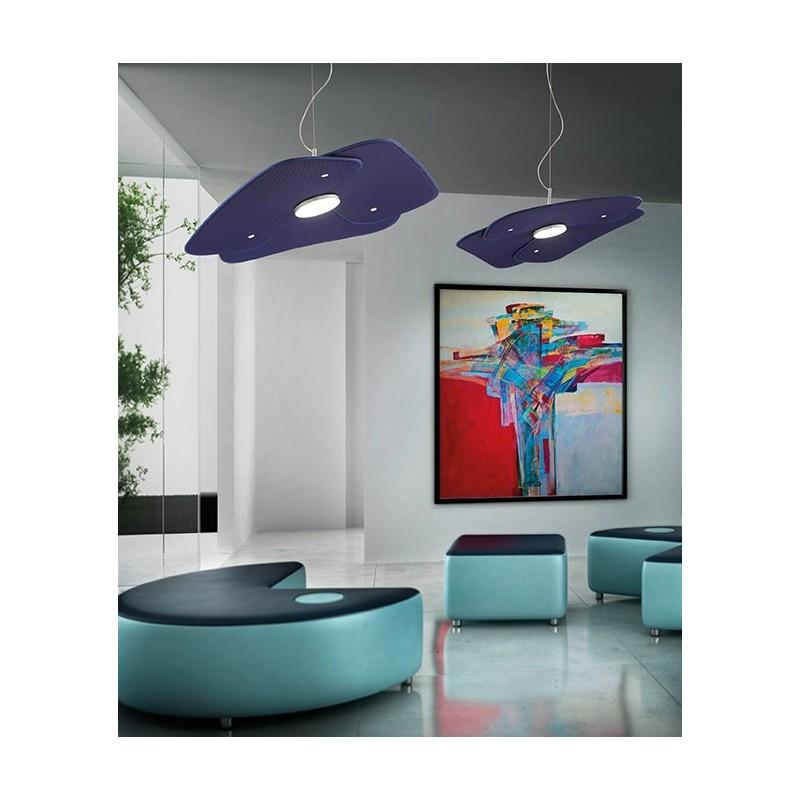 Morosini Trio SO80 lampadario moderno