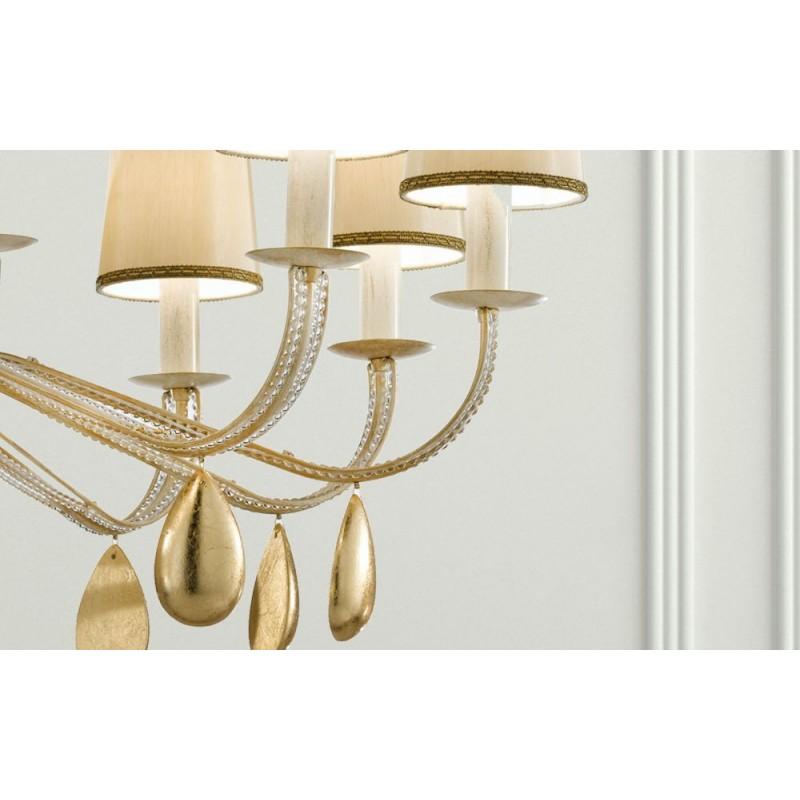 Masiero Noblesse 6 lampadario classico