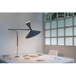 Lampe de Marseille Nemo lampada da parete con braccio orientabile
