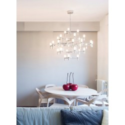 Crown Major Nemo lampadario moderno a sospensione