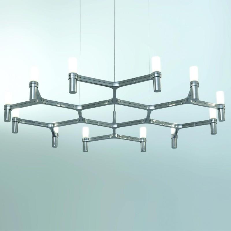 Crown Plana Minor lampadario Nemo lampadario moderno a sospensione - Cassina Light