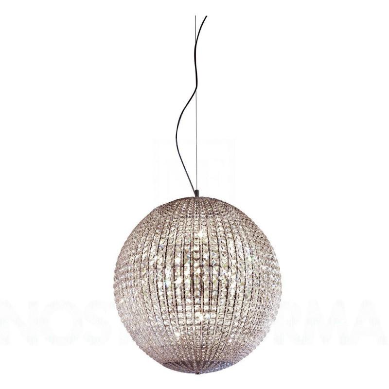 Marchetti Helios S 50 lampadario moderno in cristallo diametro 50 cm