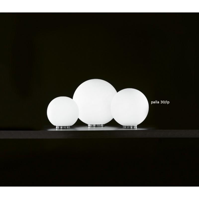 Vesoi Palla 30/lp lampada da tavolo o comodino