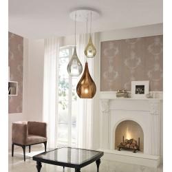 Cangini e Tucci Zoe 1309MX.3L lampadario moderno