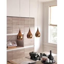 Cangini e Tucci Zoe 1307.3L lampadario moderno