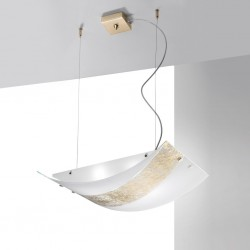 Elesi Eppy 00635 lampada a sospensione moderna 57x37