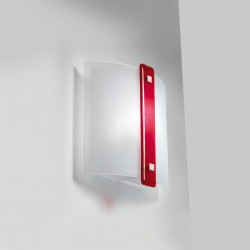 Applique moderna led Filò 01401 di Elesi Luce