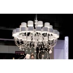 Masiero Eva S20+10 Lampada moderna a sospensione