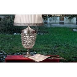 Elegantia TL2G G04-G06 - Lampada da tavolo classica