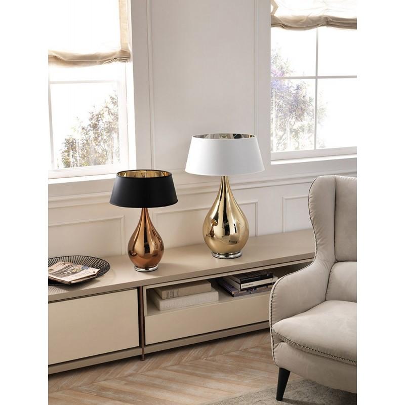 Cangini e tucci zoe luxxl1303 lampada moderna da tavolo - Lampada moderna da tavolo ...