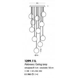 Cangini & Tucci Eclisse 1299.11L