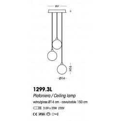 Cangini & Tucci Eclisse 1299.3L