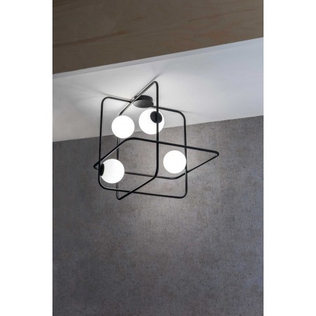 Marchetti Intrigo Q plafoniere design soffitto - Lampadari soffitto moderni