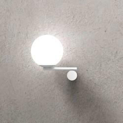 Marchetti Luna R1 Sx lampade parete design applique per interni