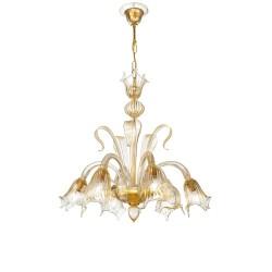 Rossini 1036 Floral lampadario classico