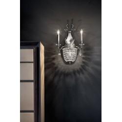 Masiero Elegantia A2+1G04-G06 lampada da parete