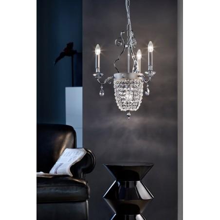 Lampade Masiero 6000 S3+1 lampadari classici per ingresso
