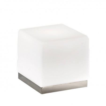 Rossini Binnie P.3400-15 lampada da tavolo in vetro soffiato cubetto